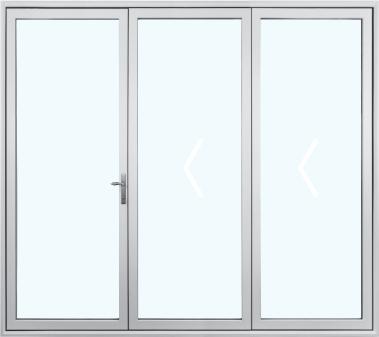 Folding Patio Doors | Cascade Windows on
