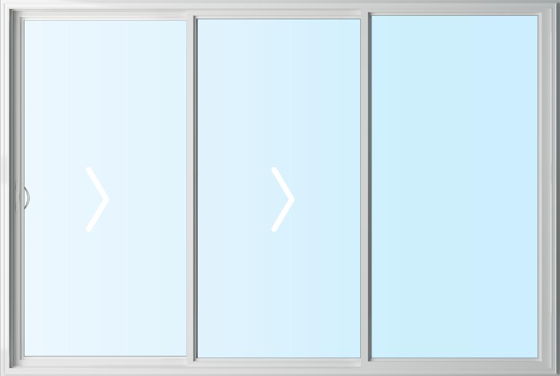 Multi Slide Doors Cascade Windows